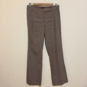 Eileen Fisher Linen Blend Pants 6